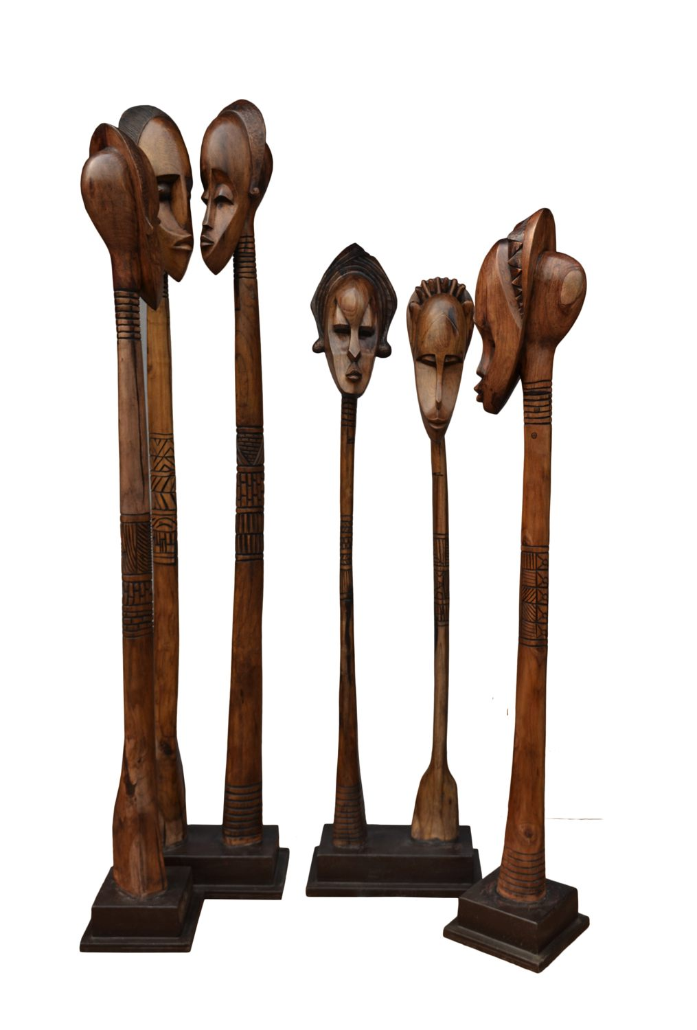 Fellowship, 79 Inches, Wood, 2016 (1)