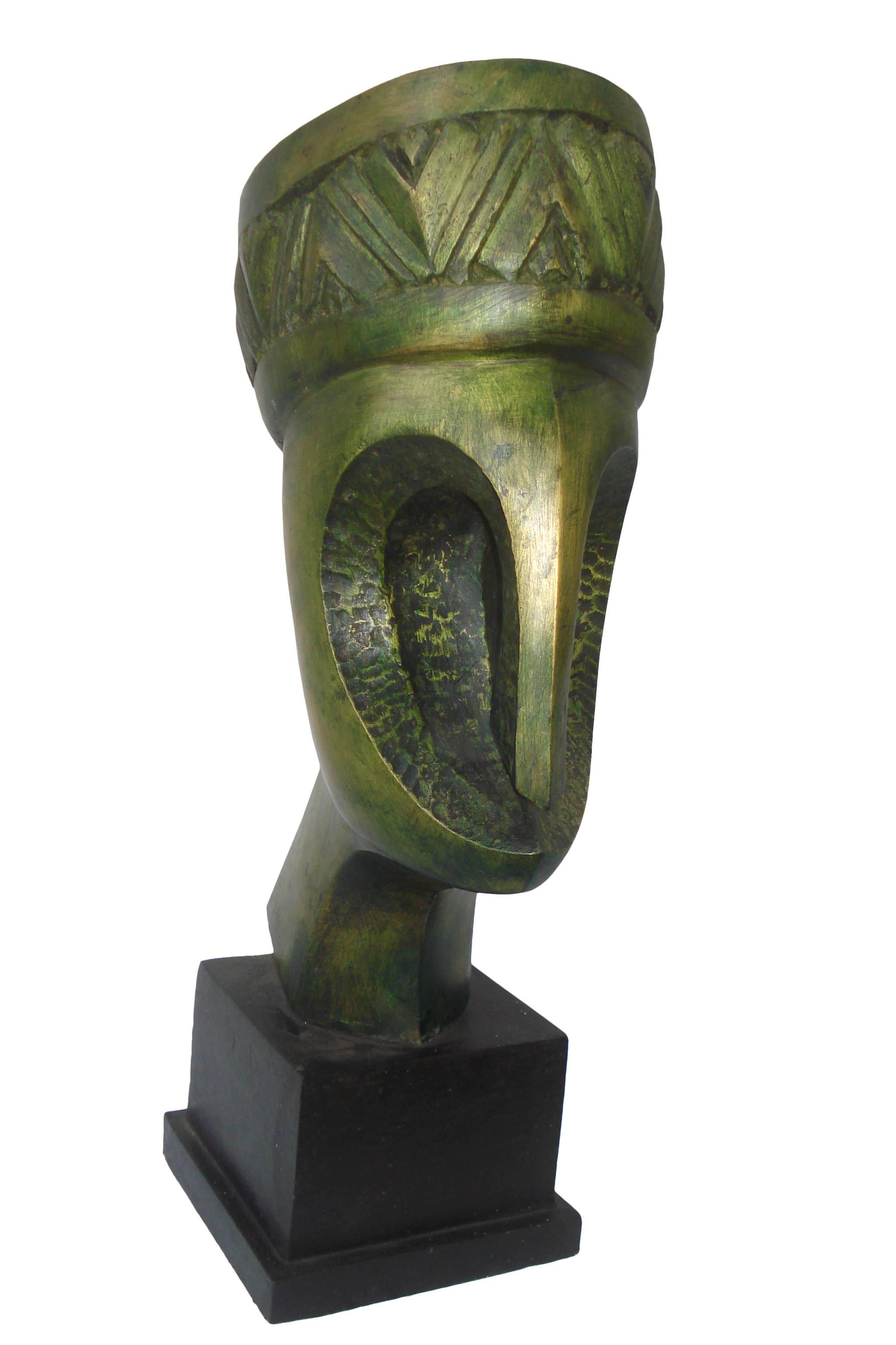 Native Chief (Bronze) 20 Inches 2010