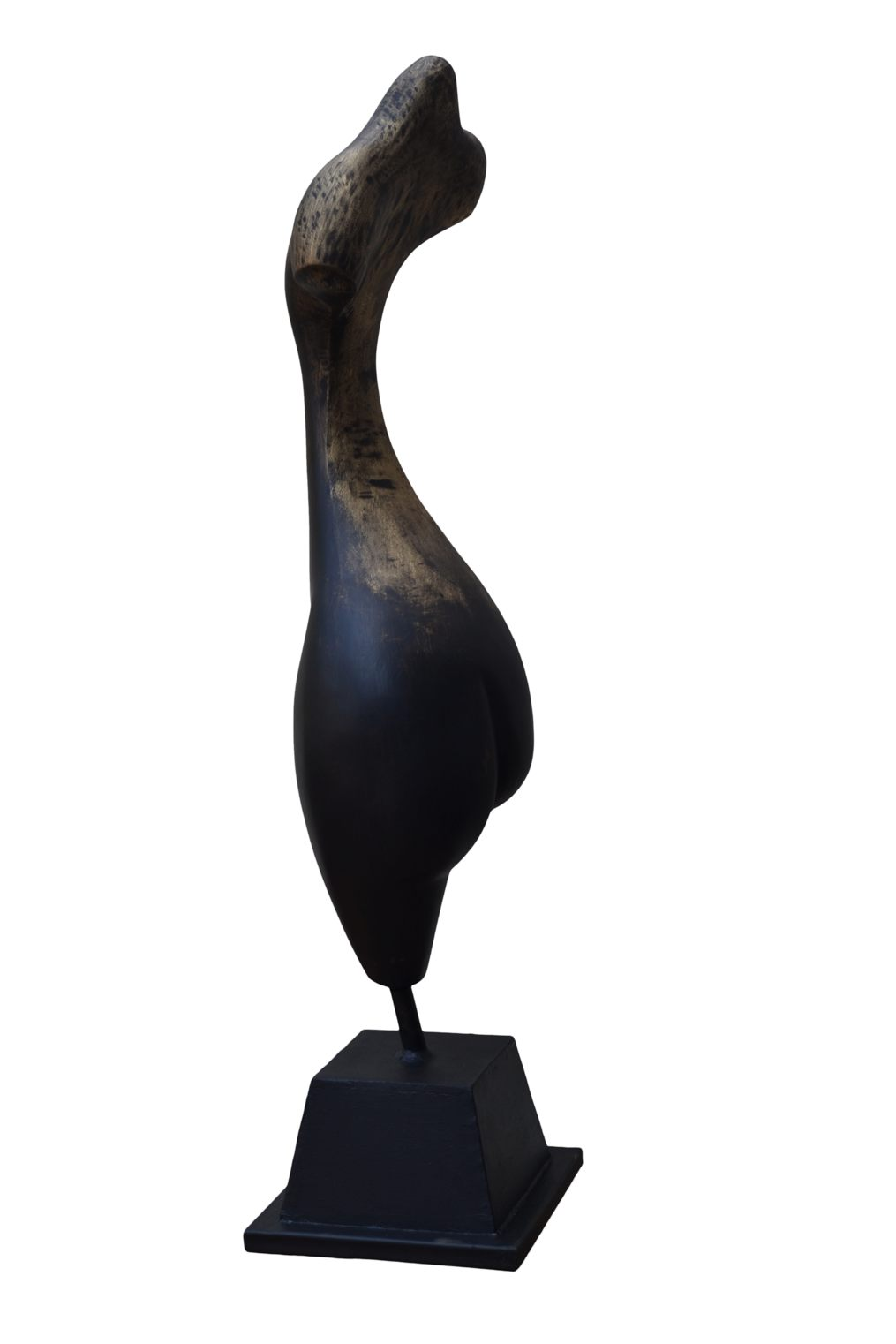 The Seen and Unseen (Metal Cast) Height 3ft (1)