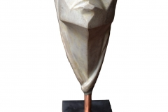 S.O.S II, H - 20 Inches, Cool Cast, Fibre Glass (2)